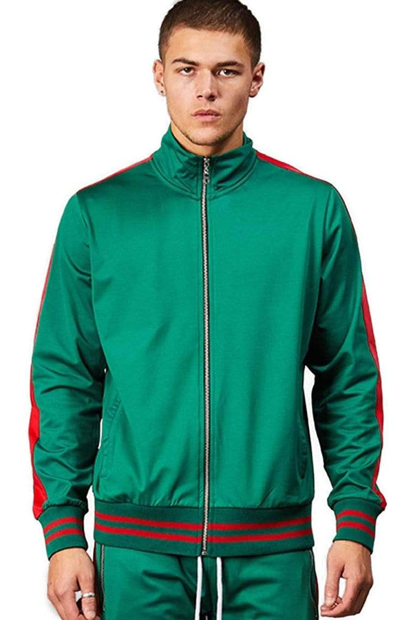 Criminal Damage TRACKTOP Carnaby Track Top-