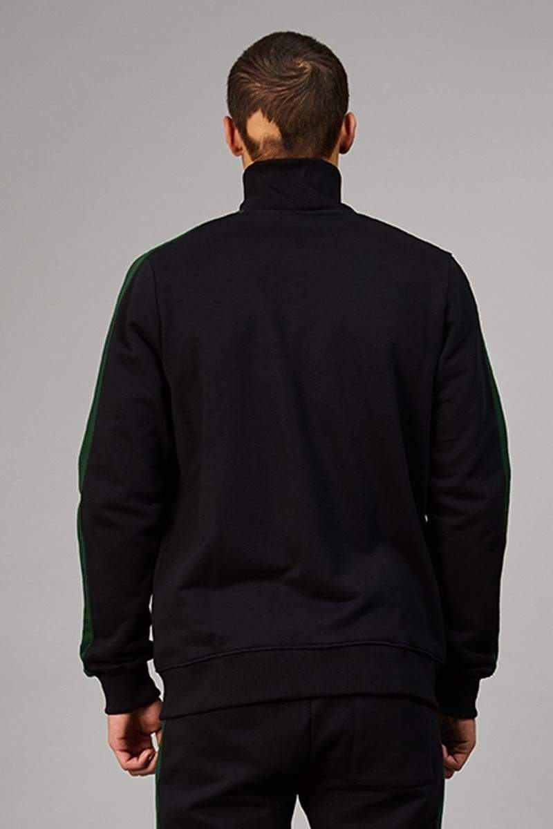 Criminal Damage TRACKTOP Thorn Track Top - Black