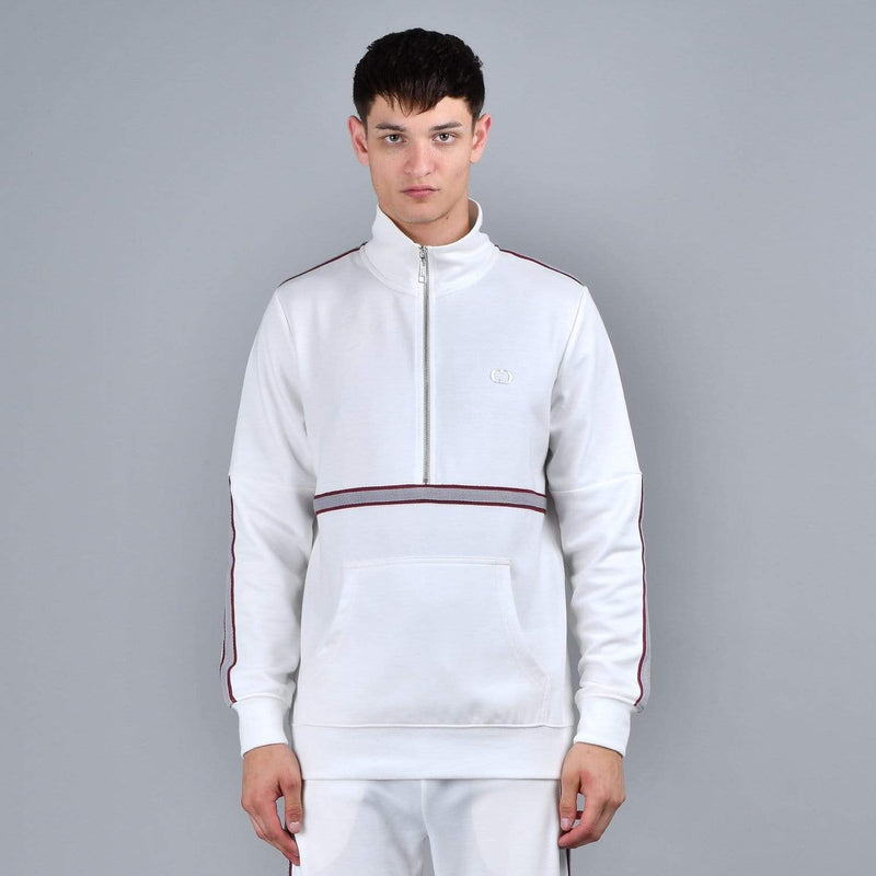 Wise Track Top - White