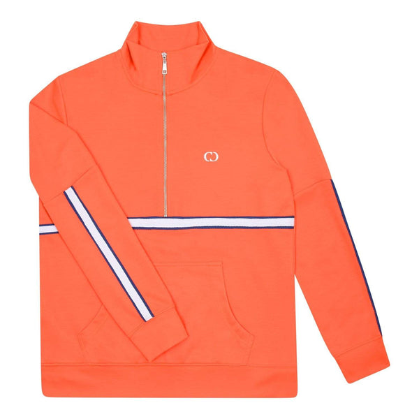Criminal Damage TRACKTOP XS / Orange Wise Track Top - Orange