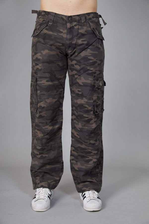 Criminal Damage VINTAGE Grey Pant