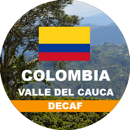 Colombian Decaf Fresh Roasted Coffee