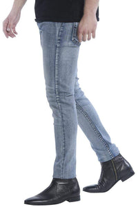 2x De Perfekta Jeansen: Denim Blue + Grey Denim