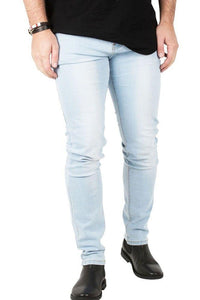 2 x De Perfekta Jeansen: Grey Denim + Light Blue