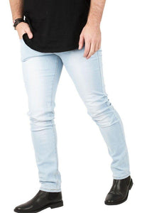 De Perfekta Jeansen - Light Blue