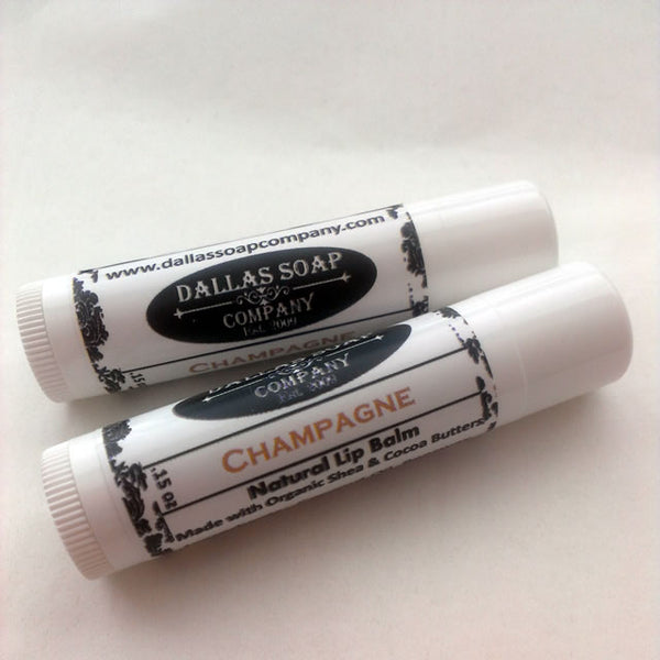 Champagne Lip Balm (12 ct)