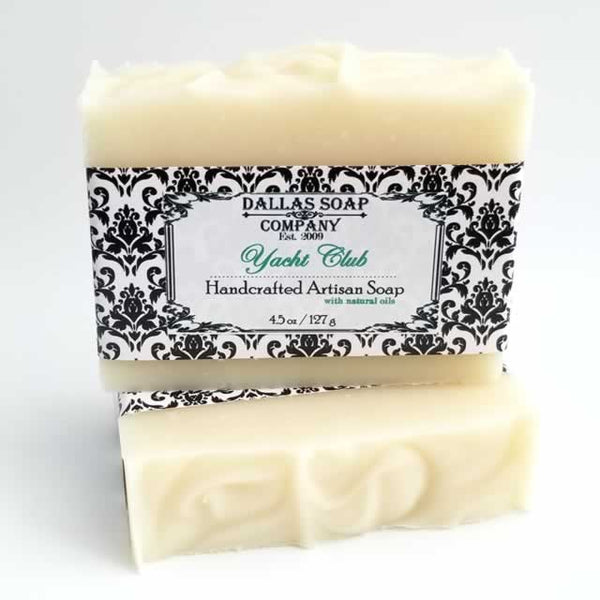 Yacht Club Artisan Soap - 6 pack