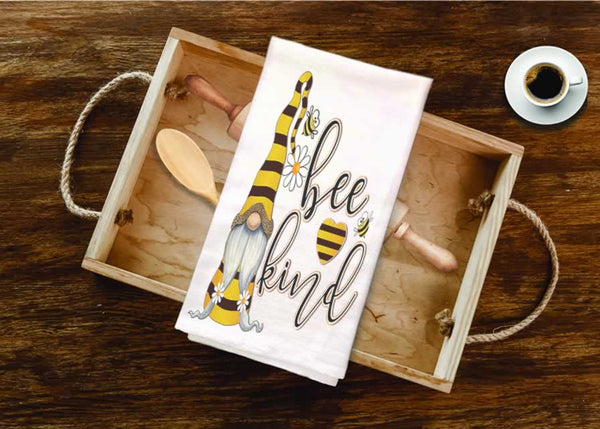 Bee Kind Wholesale Tea Towels