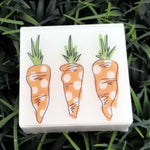 Carrot Watercolor Soap Wholesale Dallas Soap Company