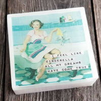 Cinderella Soap - Dallas Soap Company Wholesale
