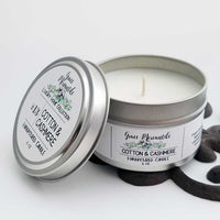 Wholesale Cotton & Cashmere Candles - Grace Mercantile