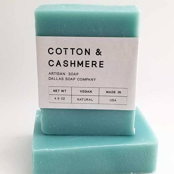 Texas Wholesale Soap - Cotton & Cashmere