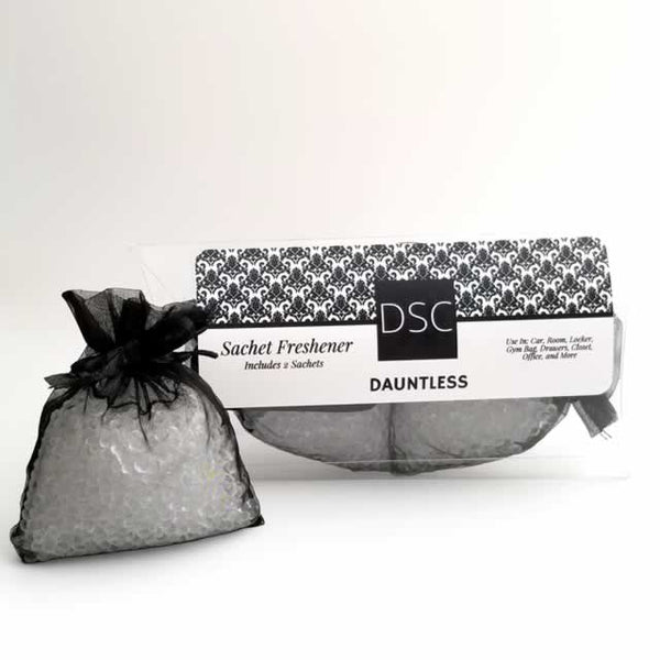 Wholesale Sachets Dauntless by Dallas Soap Company DSC