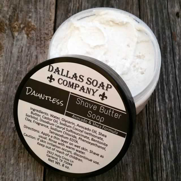 Dauntless Shave Butter - 4 pack