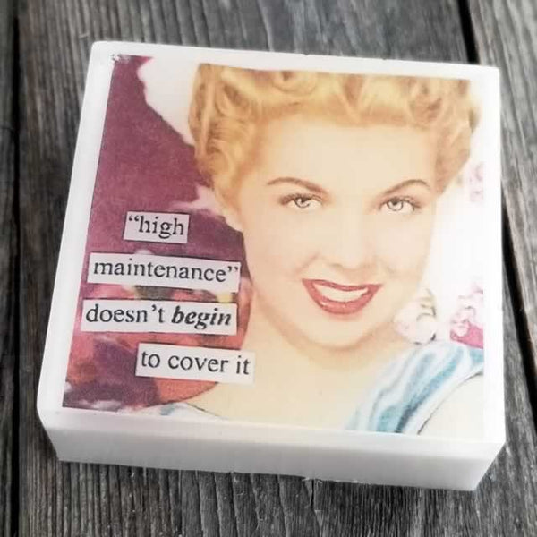 High Maintenance Soap Wholesale by Dallas Soap Company