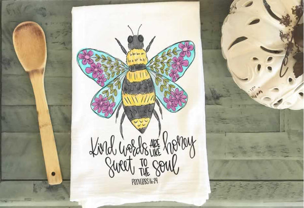 Bible Verse Tea Towels Wholesale Grace Mercantile TX