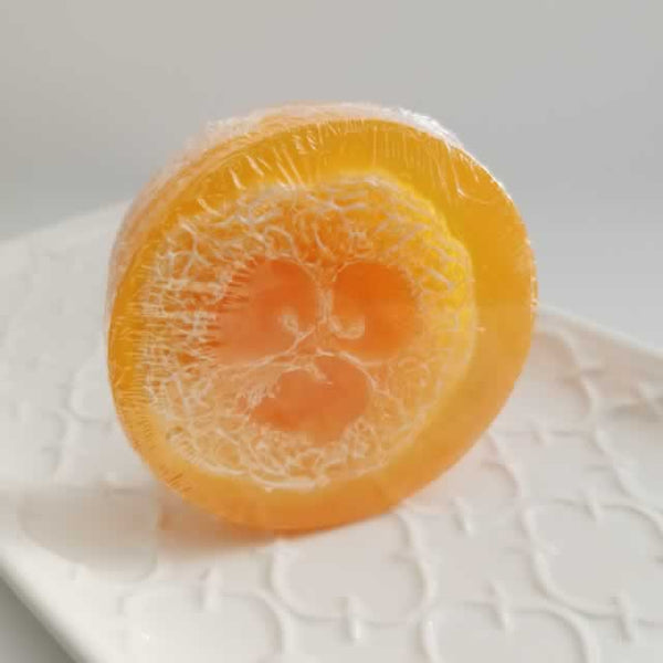 Main Squeeze Loofah Soap