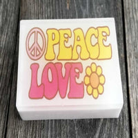 Peace Love Soap - 2 pack Wholesale