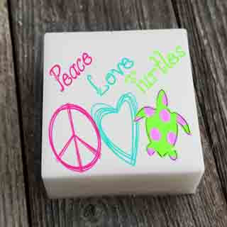 Wholesale Peace Love Soap Dallas Soap Co