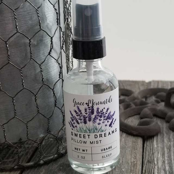 Sweet Dreams Pillow Mist / Linen Spray Wholesale