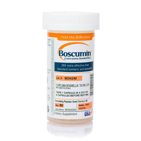 Boscumin™ (Monthly Subscription ec) First month free