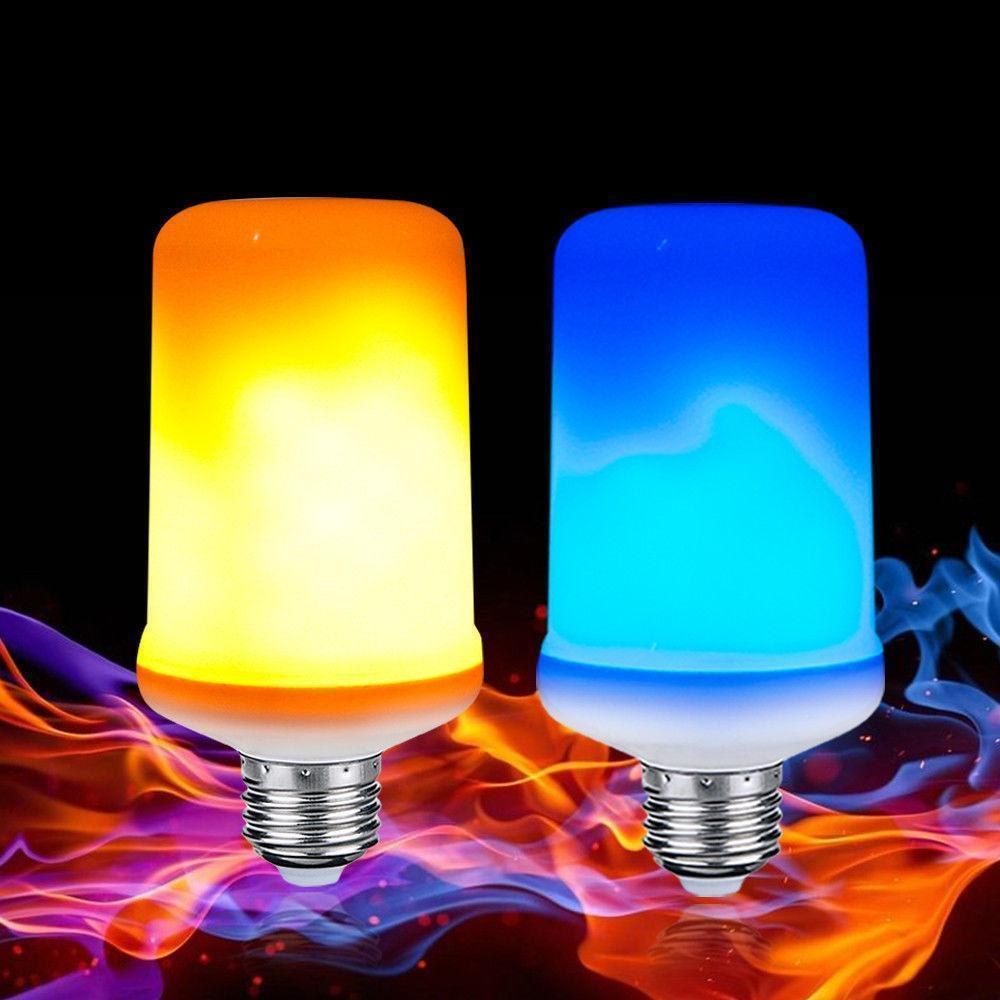 !!!LED Flicker Fire Light Bulb