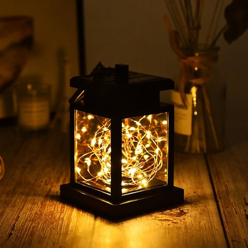 Hot Selling【Limited time 50% off】The solar lamp comes in three styles: flame, star and candle