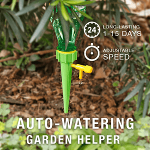 TODAY ONLY $2.99 !!!! Auto-Watering Garden Helper