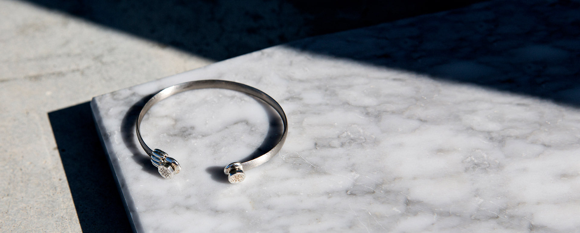Humanium Metal Bangle
