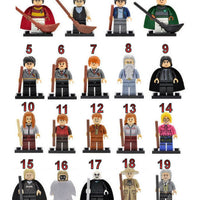 Harry Potter mini figures