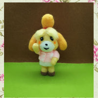 Animal Crossing New Horizons Soft Toy,Plush Villager,Choose your own,Needle Felting