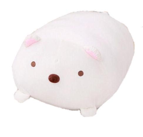 cuddly toy pillow polar bear