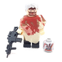 Dead Walking Minifigures