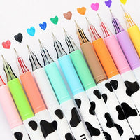 Kawaii Fine Tipped Coloured Pens - Stationery