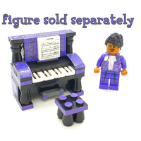 The Prince of pop Minifigure or Music Piano