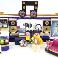 Queen Freddie Minifigure & Recording Studio