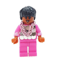The Prince of pop Pink Outfit for Minifigures