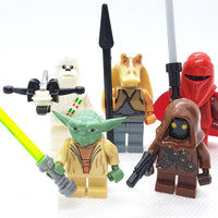 Space Wars Minifigures