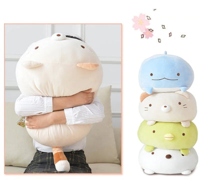 soft cuddly plushie pillows