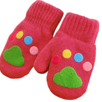 Bear Paw Mittens - Childrens Clothing
