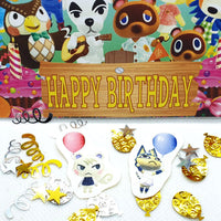 Animal Crossing Birthday Card - Greeting cards