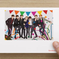 "alt=""bts occasion greeting card"""