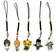 Death Note Mobile Phone Charms - Keychain