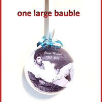 George Bauble-Christmas Decoration