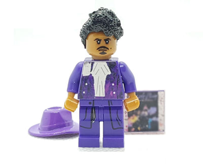 The Prince of pop Minifigure