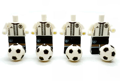 Football Soccer Minifigure Kit