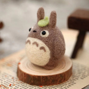 Needle Felting Kit - Totoro