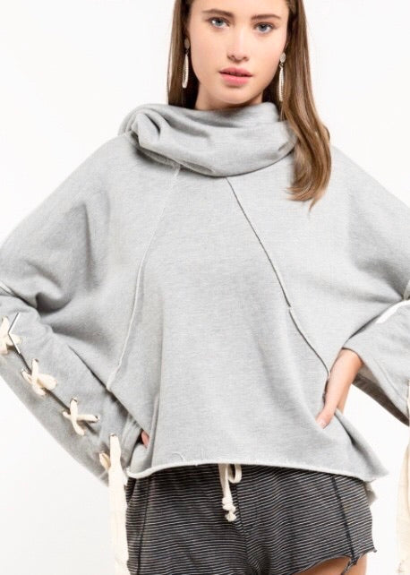 Knot Your Normal Hoodie Pullover