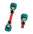[Soldier Green] 4pcs Cute Earphone Cord Winder Cable Organizers