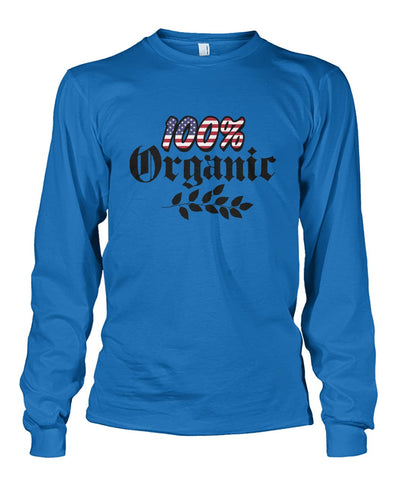 Image of 100% Organic Long Sleeve